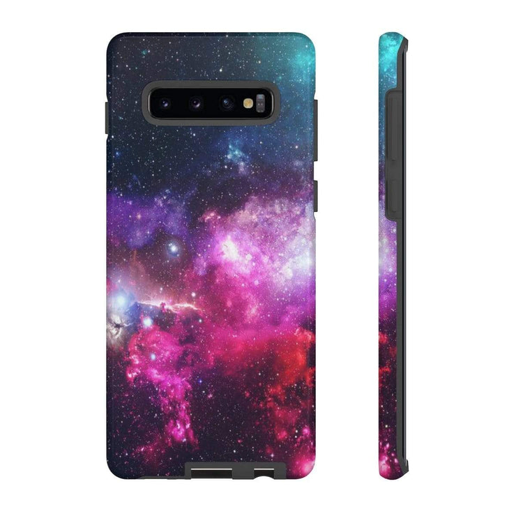 Space Pink Galaxy 10 Series Tough Case