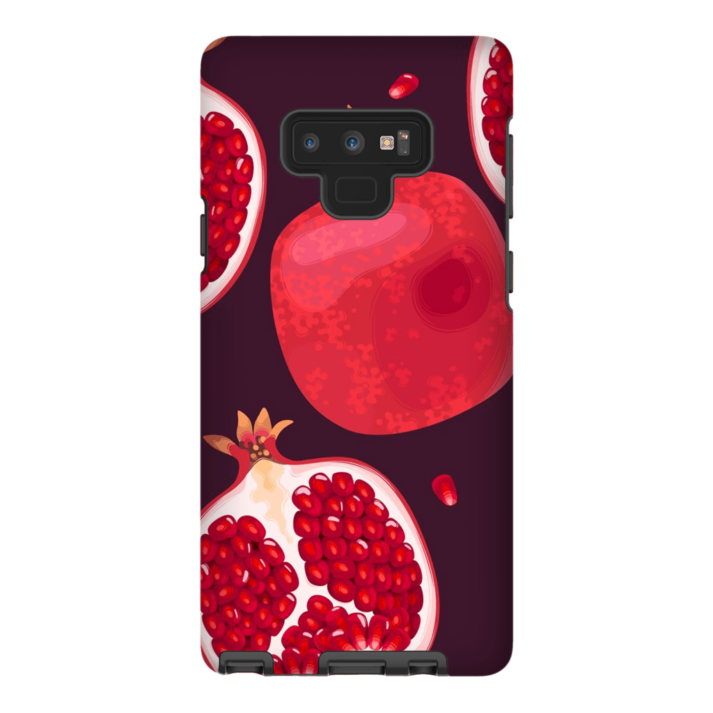 Pomegranate Galaxy Note 8 and 9 Tough Case - Purdycase
