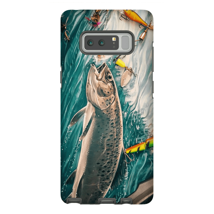 Trout Galaxy Note 8 and 9 Tough Case - Purdycase