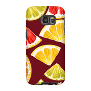 Sliced Fruit Galaxy S7 and S7 Edge Tough Case - Purdycase