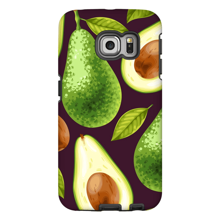 Avocado Galaxy S6 Edge and S6 Edge Plus Tough Case - Purdycase