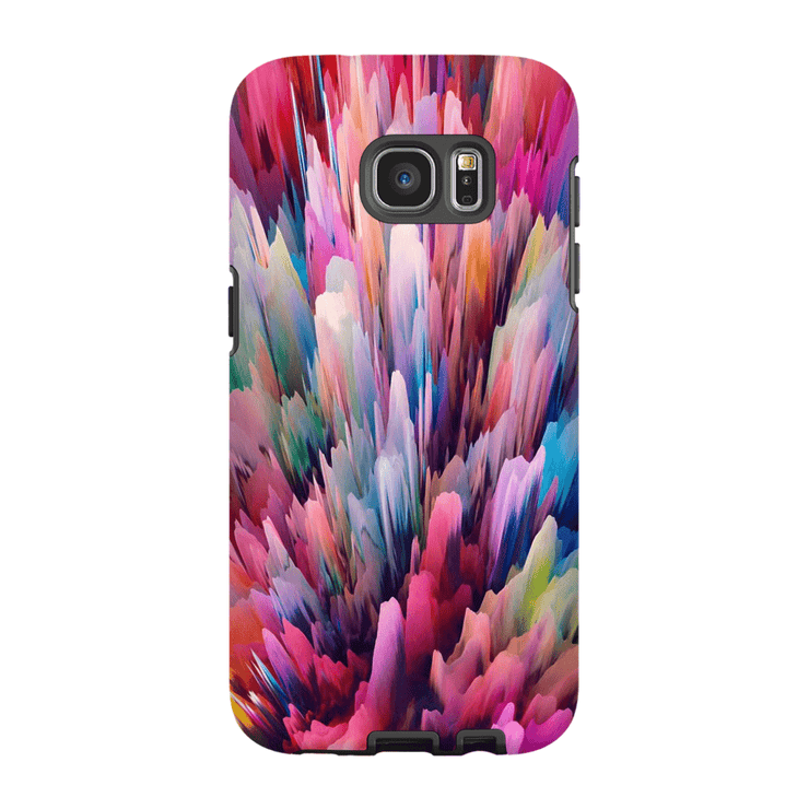 Abstract Explosion Galaxy S6 Edge and S6 Edge Plus Tough Case - Purdycase