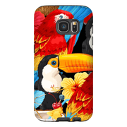 Toucan Galaxy S6 Edge and S6 Edge Plus Tough Case - Purdycase