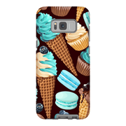 Turquoise Sweets Galaxy S8 and S8 Plus Tough Case - Purdycase