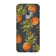 Black Pineapple Galaxy S9 and S9 Plus Tough Case - Purdycase