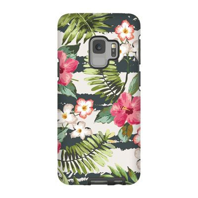 Tropical Palms Galaxy S9 and S9 Plus Tough Case - Purdycase