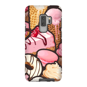 Strawberry Cupcake Galaxy S9 and S9 Plus Tough Case