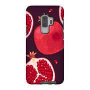Pomegranate Galaxy S9 and S9 Plus Tough Case - Purdycase