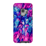 Pink Clouds Abstract Galaxy S9 and S9 Plus Tough Case - Purdycase