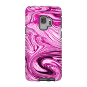 Swirl Marble Galaxy S9 and S9 Plus Tough Case - Purdycase