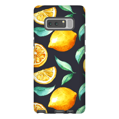 Lemon Drop Galaxy Note 8 and 9 Tough Case