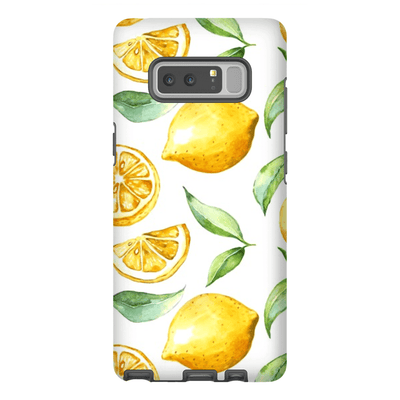 Lemon Galaxy Note 8 and 9 Tough Case