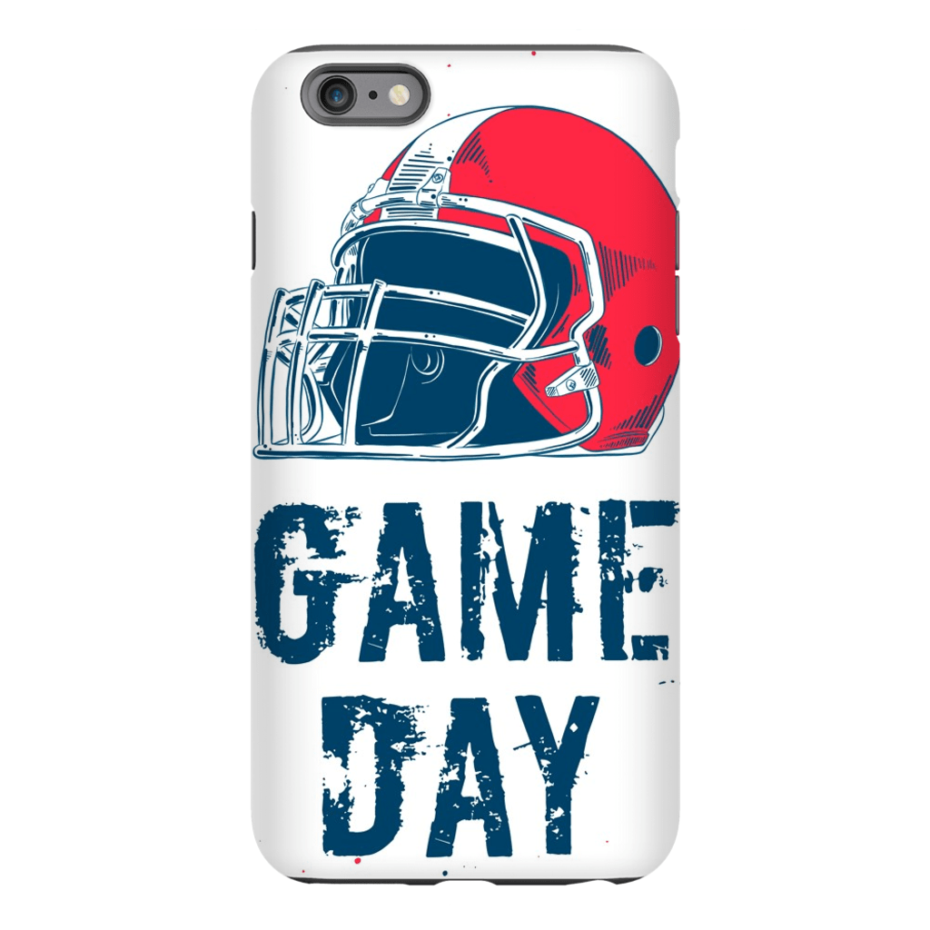 Football Game Day iPhone 6/6s and 6 Plus Tough Case - Purdycase