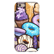 Purple Dessert iPhone 6/6s and 6 Plus Tough Case