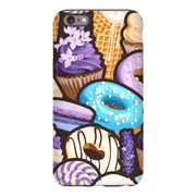 Purple Dessert iPhone 6/6s and 6 Plus Tough Case - Purdycase