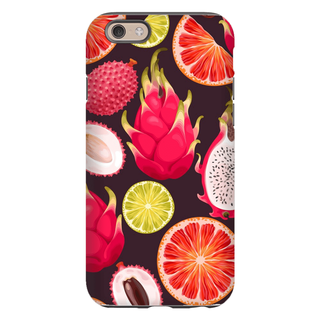 Dragon Fruit iPhone 6/6s and 6 Plus Tough Case - Purdycase
