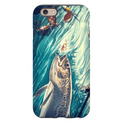 Trout Fish iPhone 6/6s and 6 Plus Tough Case