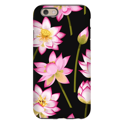 Pink Garden iPhone 6/6s and 6 Plus Tough Case - Purdycase