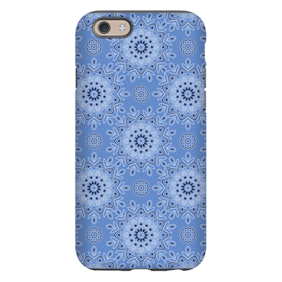 Blue Mandala iPhone 6/6s and 6 Plus Tough Case