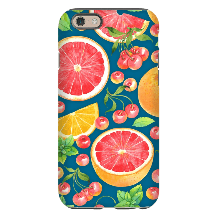 Grapefruit iPhone 6/6s and 6 Plus Tough Case - Purdycase