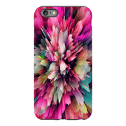 Pink Cloud Abstract iPhone 6/6s and 6 Plus Tough Case