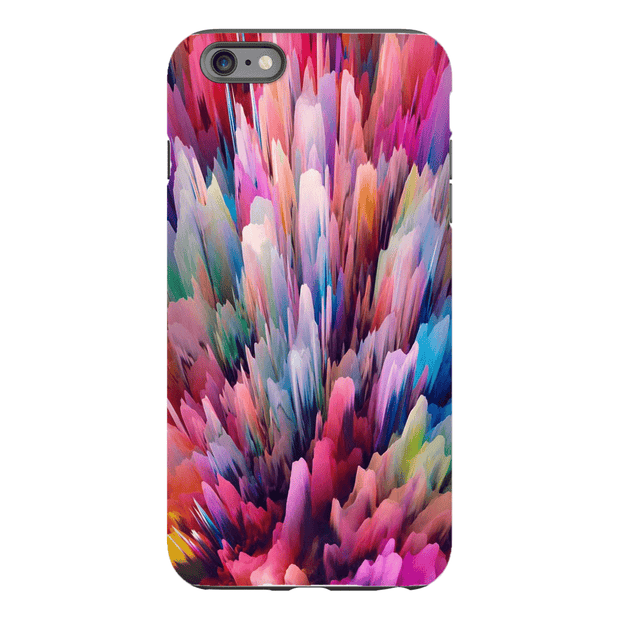 Explosion Abstract iPhone 6/6s and 6 Plus Tough Case