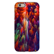 Rainbow Abstract iPhone 6/6s and 6 Plus Tough Case