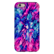 Pastel Abstract iPhone 6/6s and 6 Plus Tough Case - Purdycase
