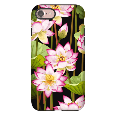 Garden Flowers iPhone 7 and 7 Plus Tough Case - Purdycase