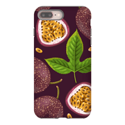 Fig Fruit iPhone 8 and 8 Plus Tough Case - Purdycase