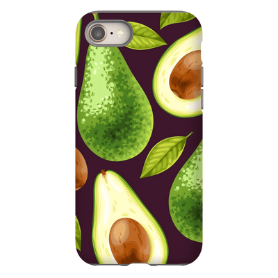 Avocado iPhone 8 and 8 Plus Tough Case