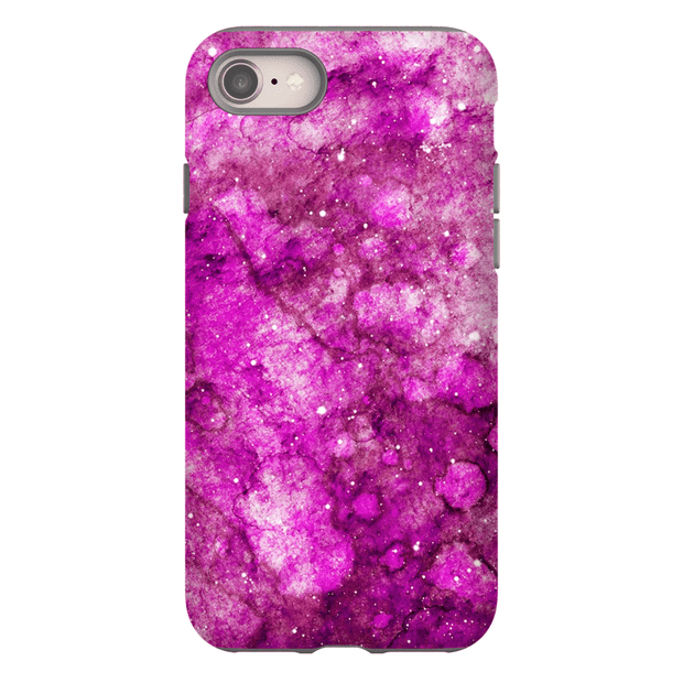 Pink Space iPhone 8 and 8 Plus Tough Case