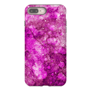 Pink Space iPhone 8 and 8 Plus Tough Case - Purdycase