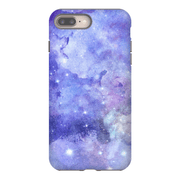 Purple Space iPhone 8 and 8 Plus Tough Case