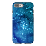 Blue Space iPhone 8 and 8 Plus Tough Case