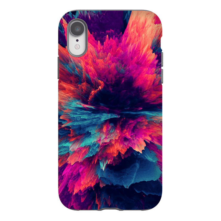 Canyon Abstract iPhone X-XS Max Series Tough Case - Purdycase