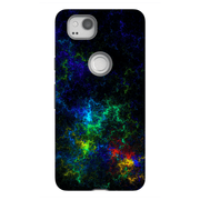 Abstract Rainbow Google Pixel, Pixel XL, 2, 2XL Tough Case