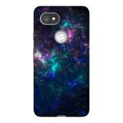 Abstract Purple Google Pixel, Pixel XL, 2, 2XL Tough Case