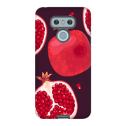 Pomegranate Fruit LG G5, G6, G7 Tough Case