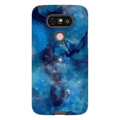 Blue Space LG G5, G6, G7 Tough Case