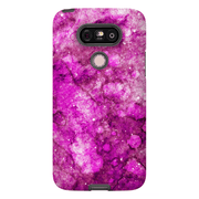 Pink Space LG G5, G6, G7 Tough Case
