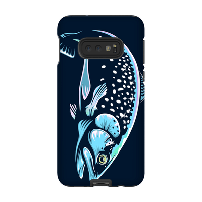 Rainbow Trout Galaxy S10, S10 Lite and S10 Plus Tough Case