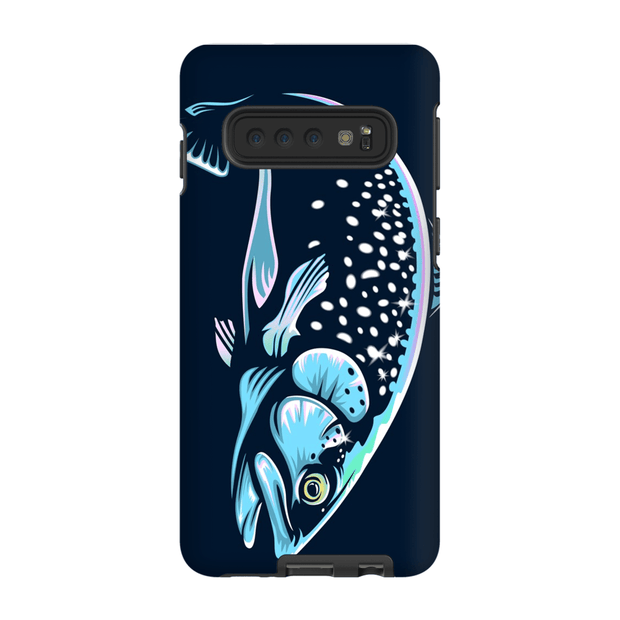 Rainbow Trout Galaxy S10, S10 Lite and S10 Plus Tough Case - Purdycase