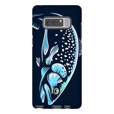 Rainbow Trout Galaxy Note 8 and 9 Tough Case