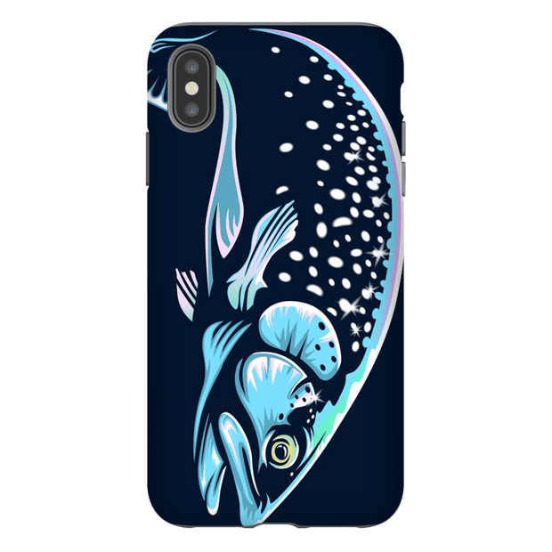 Rainbow Trout iPhone X-XS Max Tough Case