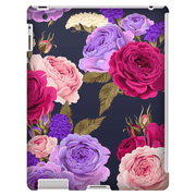 Rose Floral iPad 3/4, iPad Mini 1 and iPad Mini 4 Tablet Case