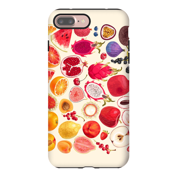 Dragon Fruit Medley iPhone 7 and 7 Plus Tough Case