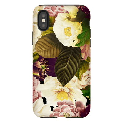 Yellow Floral Bouquet iPhone X-XS Max Tough Case