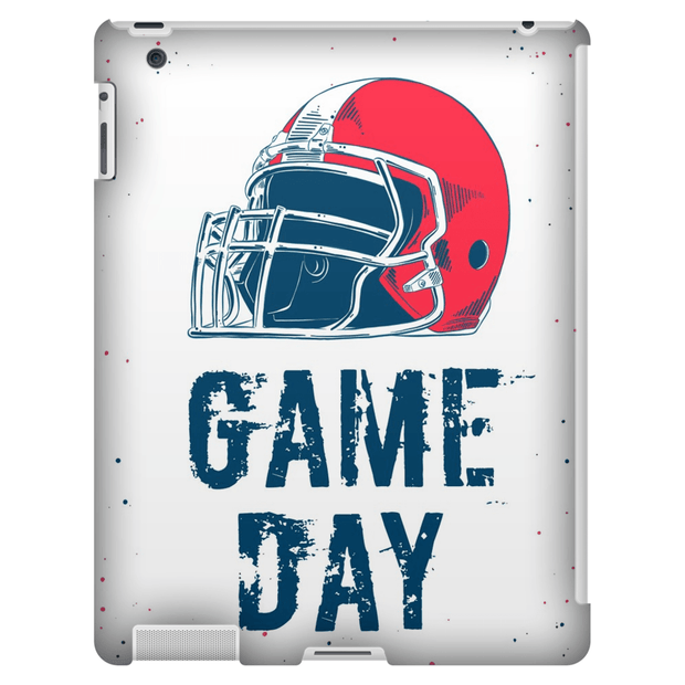 Football Game Day iPad 3/4, iPad Mini 1 and iPad Mini 4 Tablet Case