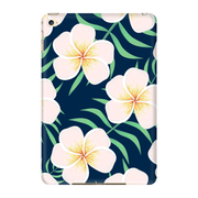 Hawaiian Plumeria iPad 3/4, iPad Mini 1 and iPad Mini 4 Tablet Case